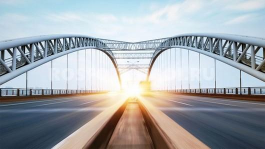 Движение на мосту