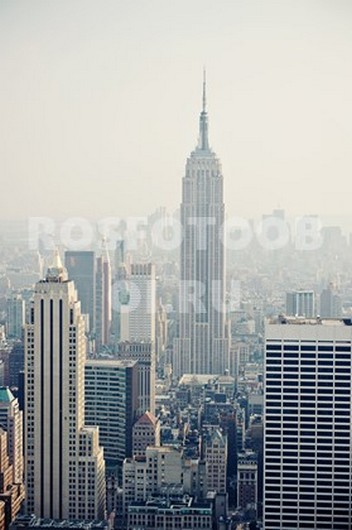 Нью-Йорк в тумане