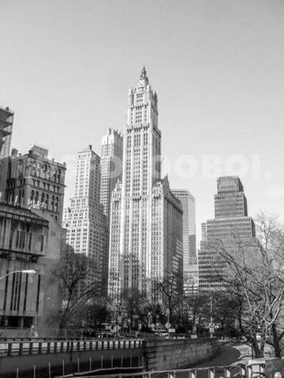Эмпайер билдинг в Нью-Йорке