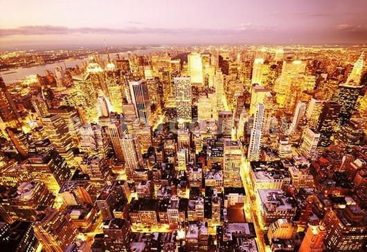 Небоскребы в Нью-Йорке