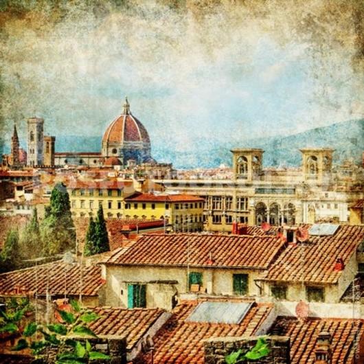 Фреска Флоренция