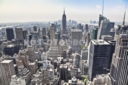 Нью-Йорк днем
