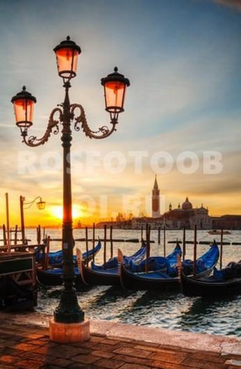 Фонарь в Венеции