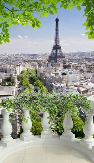 Терраса в Париже