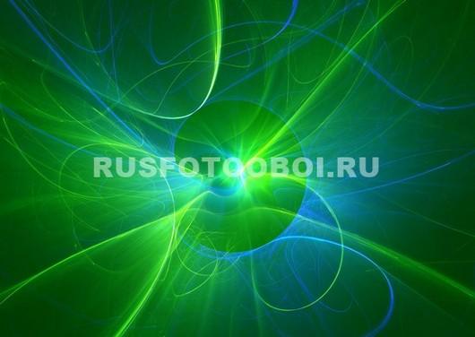 Фотообои Зеленый свет