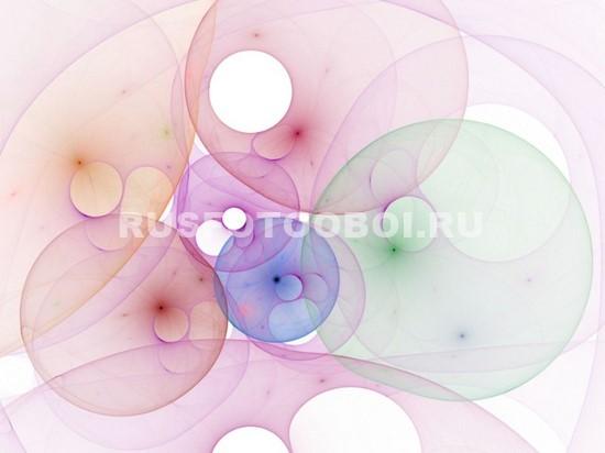 Фотообои Сферы