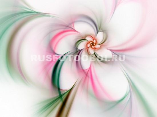 Фотообои Заводной цветочек