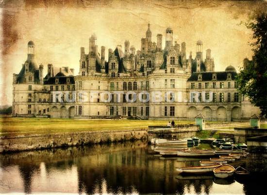Фотообои Замок в Англии