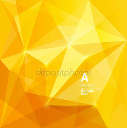 Желтый фон