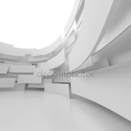 Абстрактный фон архитектуры