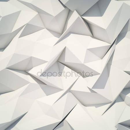 Абстрактное оригами