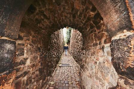 Старая узкая улица