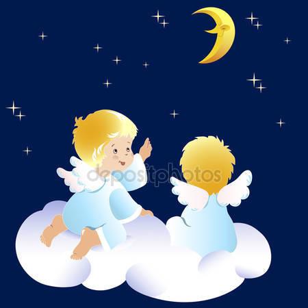 Ангелы ночью