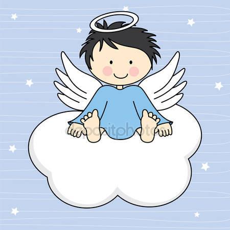 Ангел мальчика