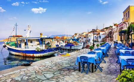 Традиционная серия греции