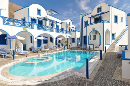 Традиционный семейный отель в персии