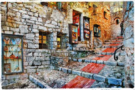 Старые очаровательные улицы