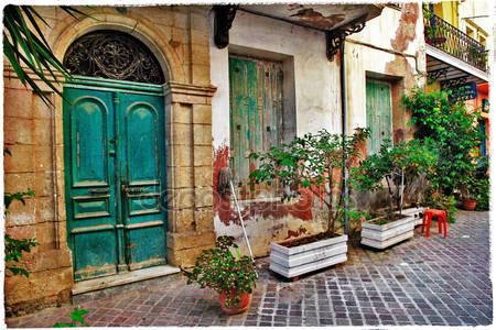 Старые улицы