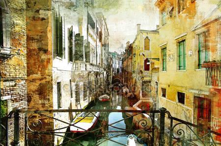 Живописные венецианские улицы
