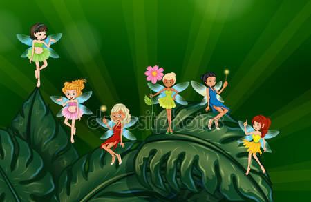 Милые феи