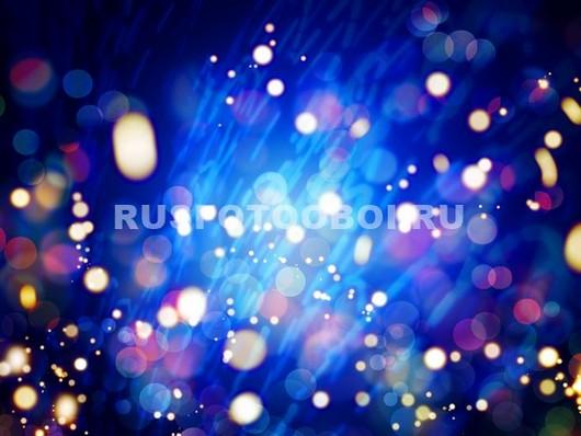Фотообои Синяя абстракция