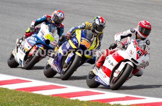 Фотообои Мотоциклисты