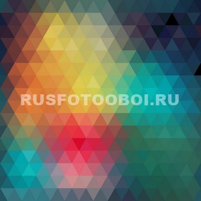 Фотообои Текстура ромбики