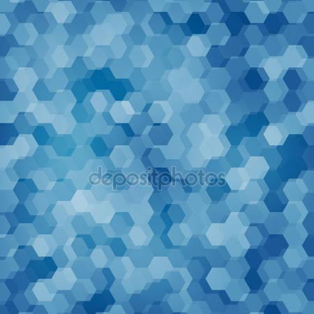 Абстрактные векторные цвета 3d шестигранные