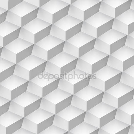 3d серые кубы