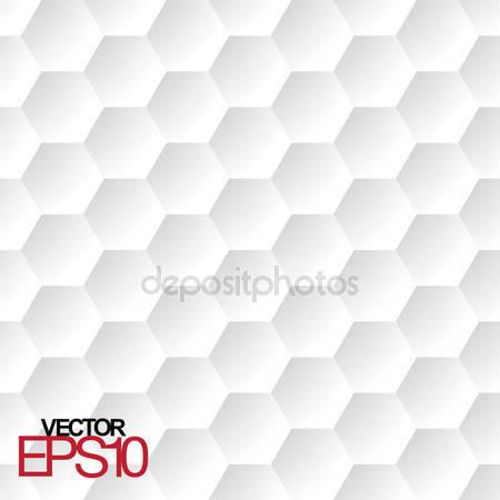 Фотообои Бесшовный фон из гексагональной сети