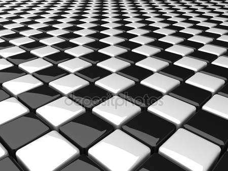 Фотообои Шахматный фон