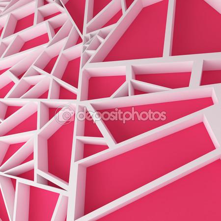 Абстрактный фон в 3d