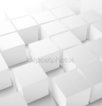 Фотообои 3d куб