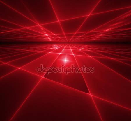 3d красный фон