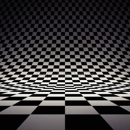 Черно-белый шахматы