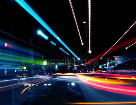 Фотообои Абстрактная улица