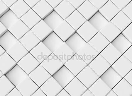 Абстрактные кубы 3d фон