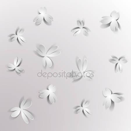Бумага для цветов