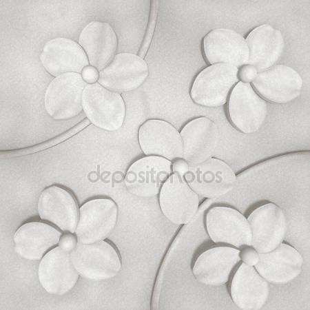 Фотообои 3d  цветы