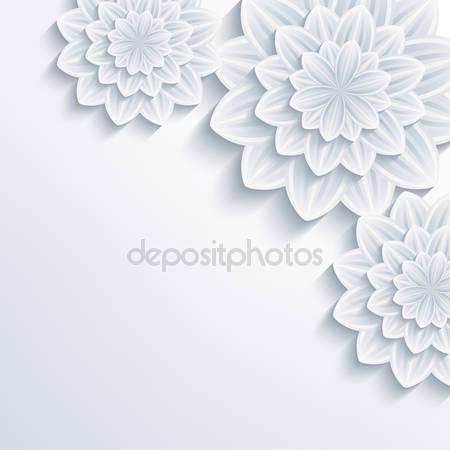 Фотообои 3d цветок хризантемы