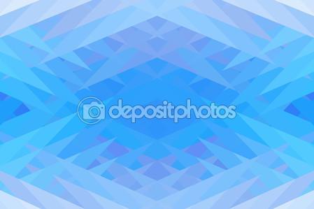Фотообои Синий абстрактный фон