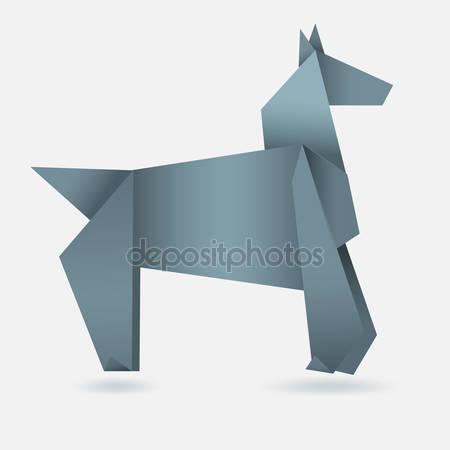 Фотообои Абстрактный конь