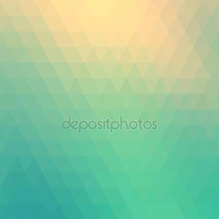 Красочный шестиугольник