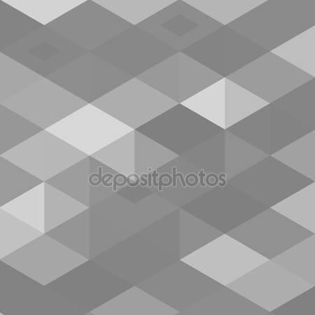 Геометрическая форма от кубов