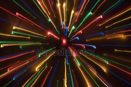 Фотообои Абстракция цвета света