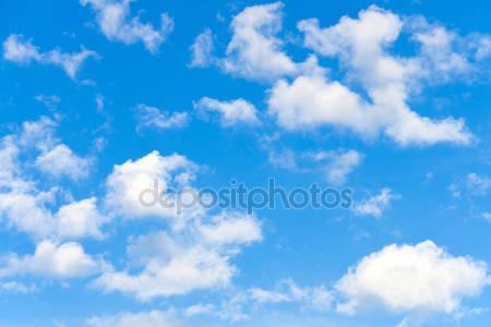 Фотообои Облака с голубым небом