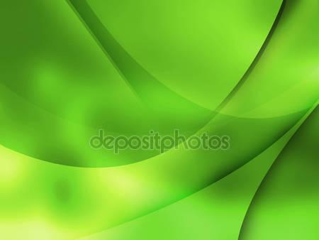Абстрактный зеленый состав