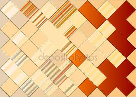 Фотообои Абстрактная мозаика