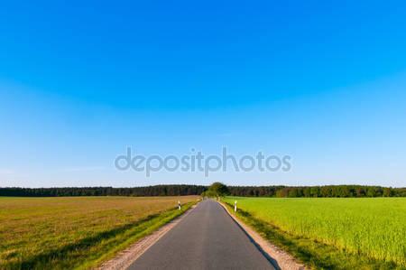 Проселочная дорога