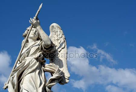 Ангел в риме